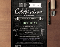 Invitation Designs - Wedding & Birthday