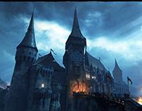 Iron Blade - Corvin Castle - 3D Environment