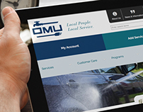 OMU Website and App