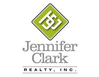 New logo for Jennifer Clark Realty