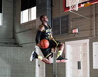 Winter 2013 adidas Team Catalog Photoshoot