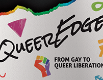 QueerEdge - DVD & Promotional Poster