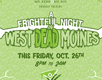 A Frightful Night in West Dead Moines