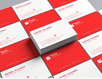 Branding Redesign - FLUID / 2018