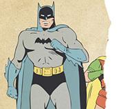Pristop - Batman