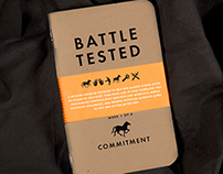Battle Tested - Content Design - 2014 - Ox Creative