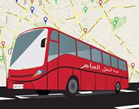 Mowaslaty Mobile App Proposal Poster
