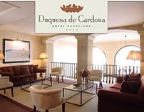 Duquesa de Cardona (Responsive design)