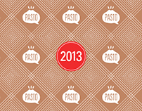 Pasto Latente: Calendario Ilustrado