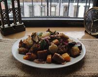 Manhattan Recipes: an urban cookbook