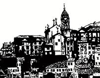 LANDSCAPE (Desenho progressivo do Porto)
