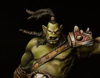 Shargh, Ork Fury