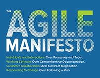 Agile Manifesto Poster Series