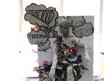 Creative Art Display // MISF '13
