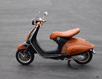 Vespa 946 Bellissima / TEDSTAR California custom