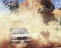 Mazda - combat machines