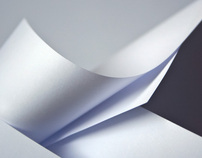 Photography: Abstract Paper Project