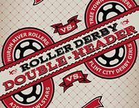 Roller Derby Poster 9.17.11
