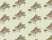 Branding: Piano Studio