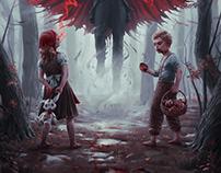 Blood Window - Poster Art 2018