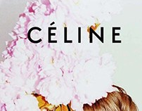 Advertorial Celine