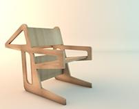 Bevel Chair