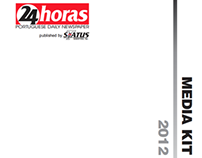 24horas Newspaper Media Kit and Specials