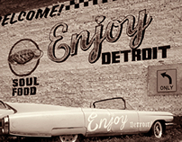 Enjoy Detroit - Photography