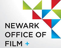Logo: Newark Office of Film + Television