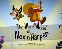 The Weird World of Nox and Harper (PILOT)