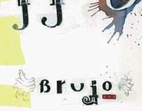 BRUJO CD JACKET