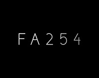 FA254 Branding