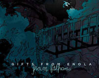"Gifts From Enola ""From Fathoms"" CD & LP"