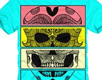 skull line