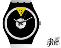 swatch minimalist vinile