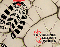 No to violence against the women