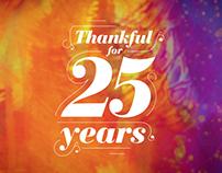 Bayside Church 25 Year Anniversary