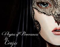 """Virgins of Perverseness"" exhibition (Oils)"