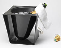 Champagne Bucket for PEUGEOT, new 2013
