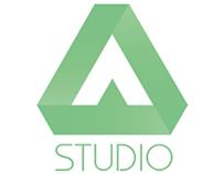 A Studio Logo Design