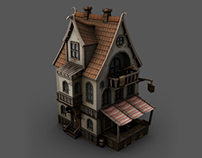 Pirates: Cartographer's house