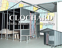 CLOCHARD Unità abitativa d'emergenza