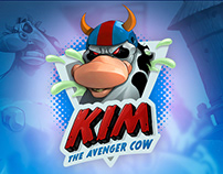 KIM: THE AVENGER COW