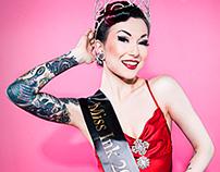 Miss Ink Australia 2012