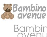 Bambino Avenue - Logo Concepts