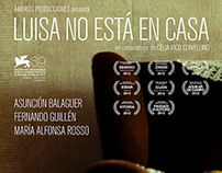 'Luisa no está en casa' short film