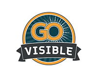 Go Visible branding case