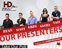 HD FM Branded Facebook Page
