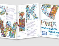 kolorowanka dla wodociągów/ waterworks company coloring