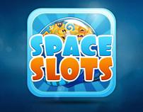 "Slot Game ""Space Slots"""